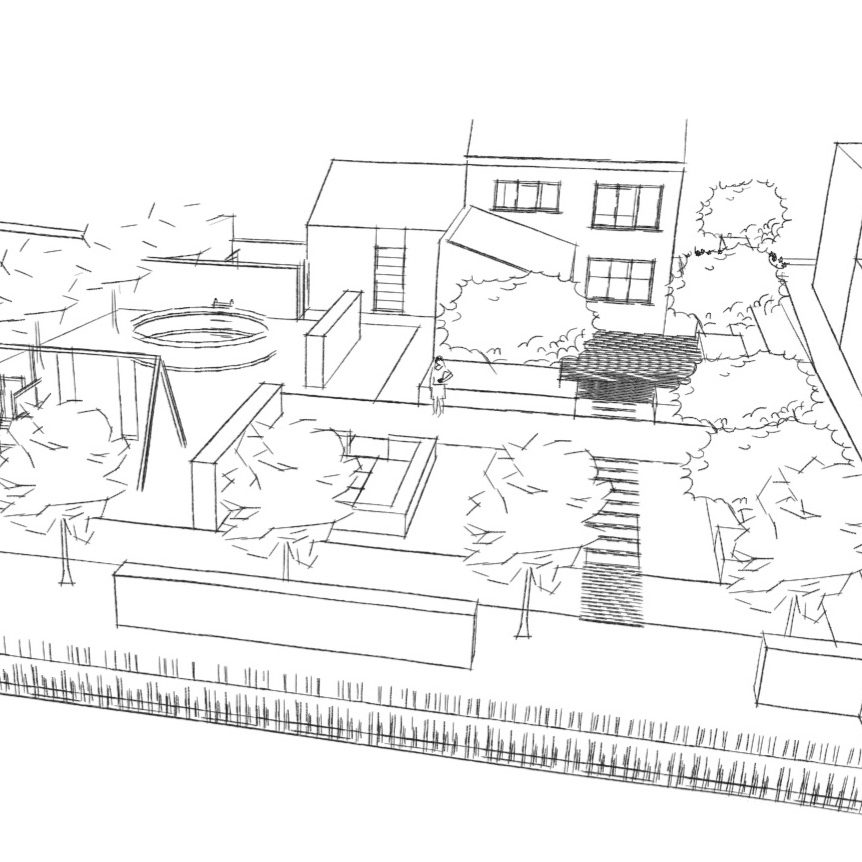 plan tuinarchitect